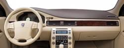 Volvo XC70 dashboard version No Pop Up Display
