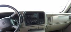 Silverado Classic dashboard