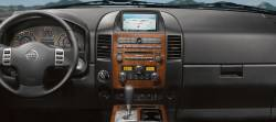 Nissan Titan dashboard * Large Display